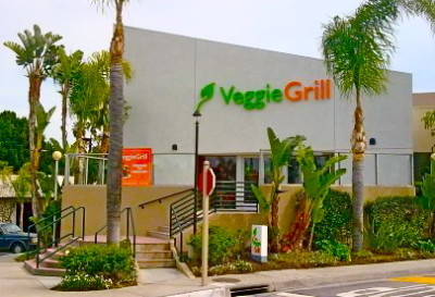 The Veggie Grill, will satisfy even the biggest carnivore.