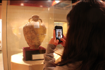 Anthropology Museum brings Eastern Mediterranean antiquity to EC