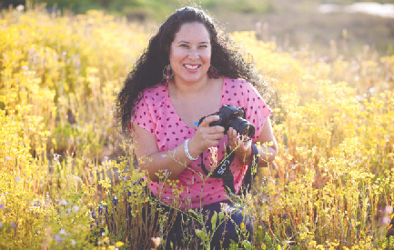 Photographer aims to follow her dreams