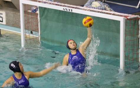 Women's Water polo steers to victory