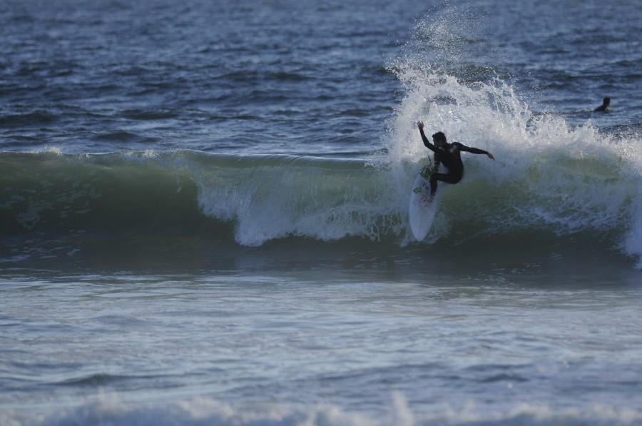 Crash, thrash, and ride: El Porto, California