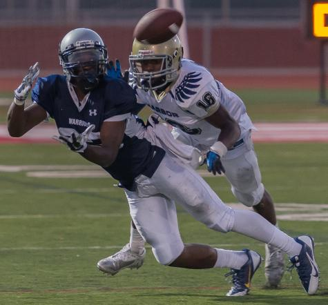 EC's defense leads the way in victory over Los Angeles Harbor College