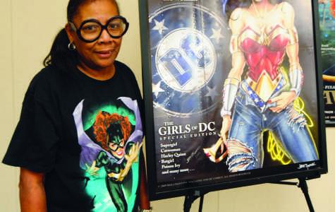 Superhero professor Maria Brown hangs up her cape