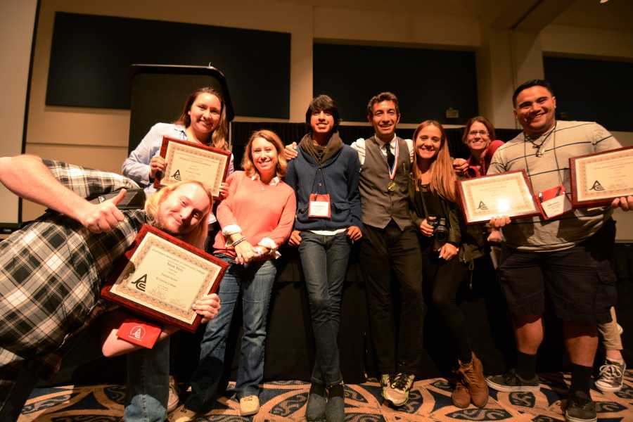 The Union and Warrior Life win 11 awards at journalism conference