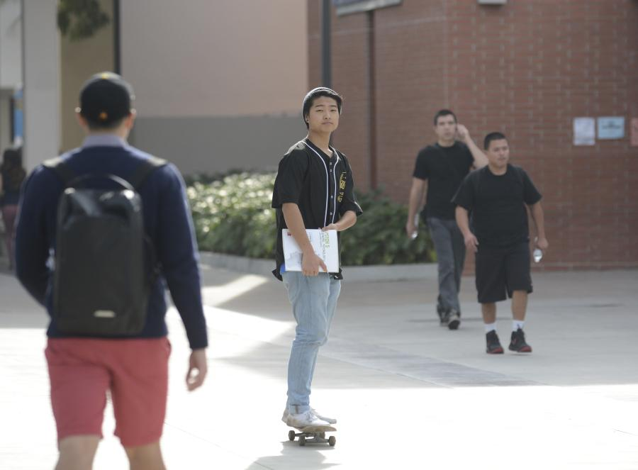 ECPD issues skateboarding citations